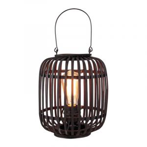Freelight Tafellamp Treccia Zwart T5401Z