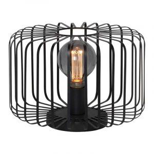 Freelight Tafellamp Stecca Zwart T7033Z
