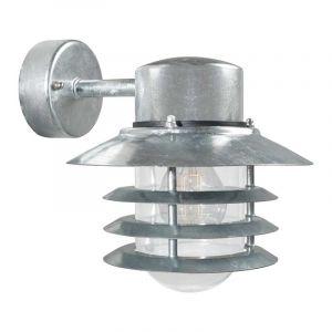 Nordlux Wandlamp Vejers Thermisch verzinkt 74461031
