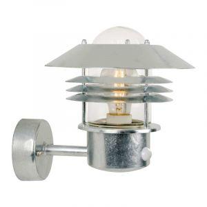 Nordlux Wandlamp met sensor Vejers Thermisch verzinkt 25101031