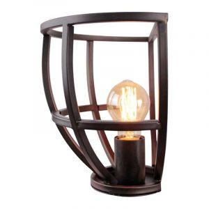 Freelight Wandlamp Birdie Zwart W5209Z