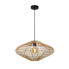 Lucide Hanglamp Magali Hout 03435/56/72