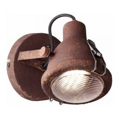 Brilliant Spotlamp Bentli Roest 26810/60