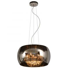 Lucide Hanglamp Pearl Chroom 70463/05/11