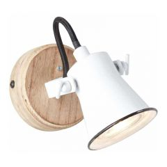 Brilliant Wandlamp Seed Wit 82210/05
