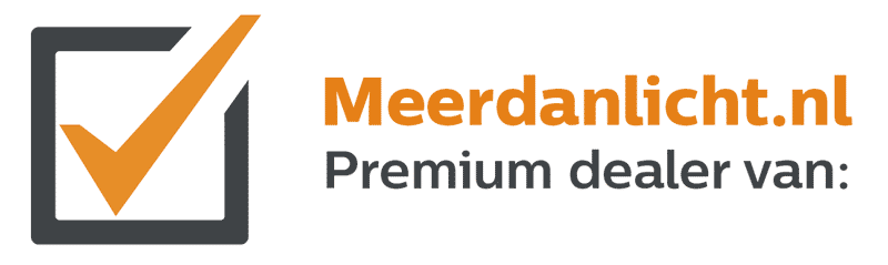 Meerdanlicht is premium dealer van: